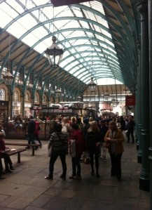 In the heart of Covent Garden