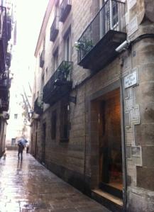 Nuria's flat