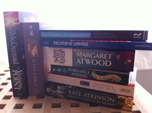 Packing for the Literary festival of the year!