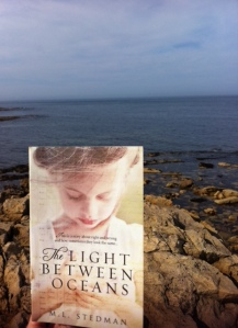 Reading The Light Between Oceans where the action takes place