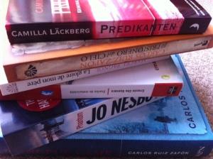 Books in multiple languages