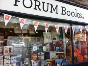 The Forum book 'nursery' - where bookish adventures are born