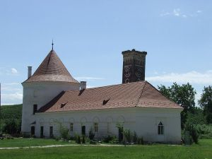 Bonchida castle