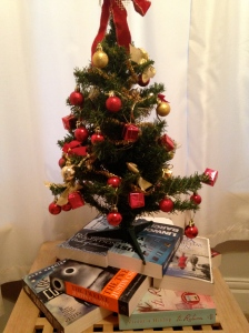 Something to read under the tree