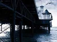 Brighton is the setting for many of Peter James novels