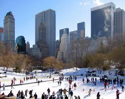 Iceskating like Angela in Central Park - Image courtesy of Wikipedia