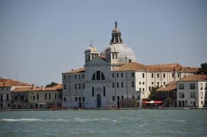 The island of Giudecca - image courtesy of Wikipedia