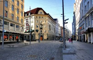 Strandgaten  - image courtesy of Wikipedia
