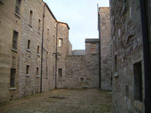 Kilmainham jail - image courtesy of Wikipedia