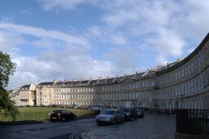 Lansdown Crescent Bath - Wikipedia