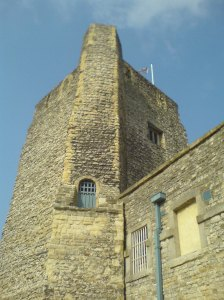 Oxford Castle - image courtesy of Wikipedia