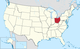 Ohio - image courtesy of Wikipedia