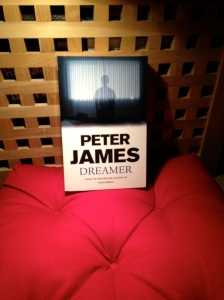Peter James The Dreamer was your host for the evening