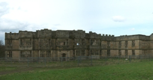 Gibside House - the setting for intrigue... and more..