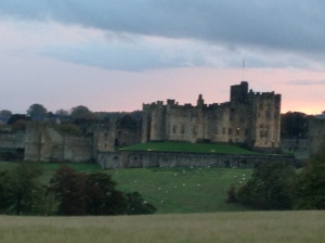Alnwick Castle - (c) the booktrail