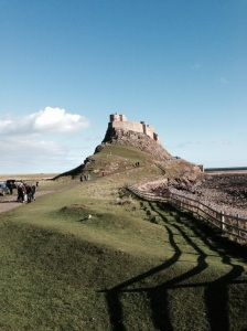 Bamburgh Castle - image courtesy of Kate Daniels