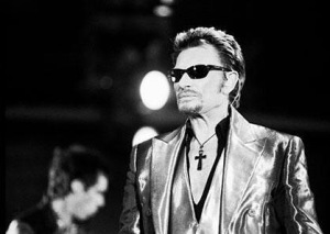 Johnny Halliday - image courtesy of Wikipedia