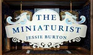 Aah the Miniaturist herself is coming to Forum books! Squeal!!!!