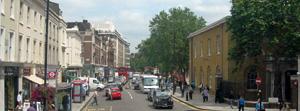 Kings Road, London