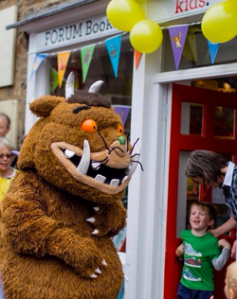 The Gruffalo came to Corbridge!