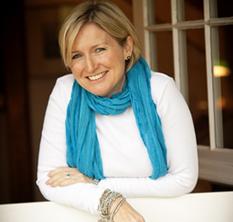 Lovely Liz Fenwick has popped over for some lovely Cornish cream tea today. Hi Liz!