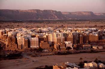 Wadi Hadhramat Yemen