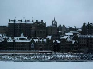 Oscar's Edinburgh (pic from the man himself)