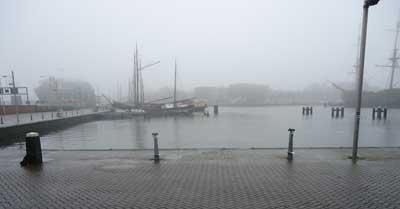 Amsterdam Harbour - Henk's Habitat