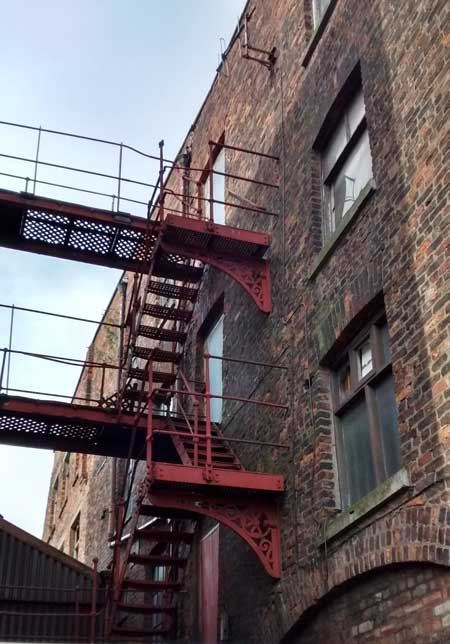 Ancoats -  The Domino Killer Pic courtesy of Neil White