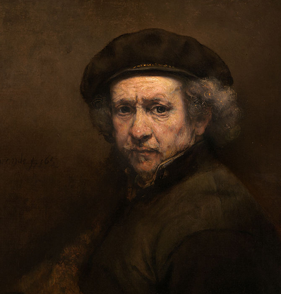 Rembrandt - pic courtesy of Wikipedia
