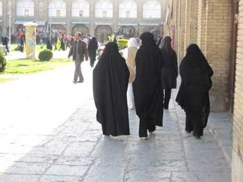 Women in Iran  (c) Jennifer Klinec